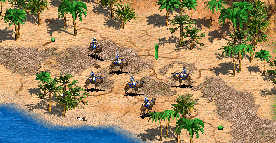 Age of Empires II HD expansion pack
