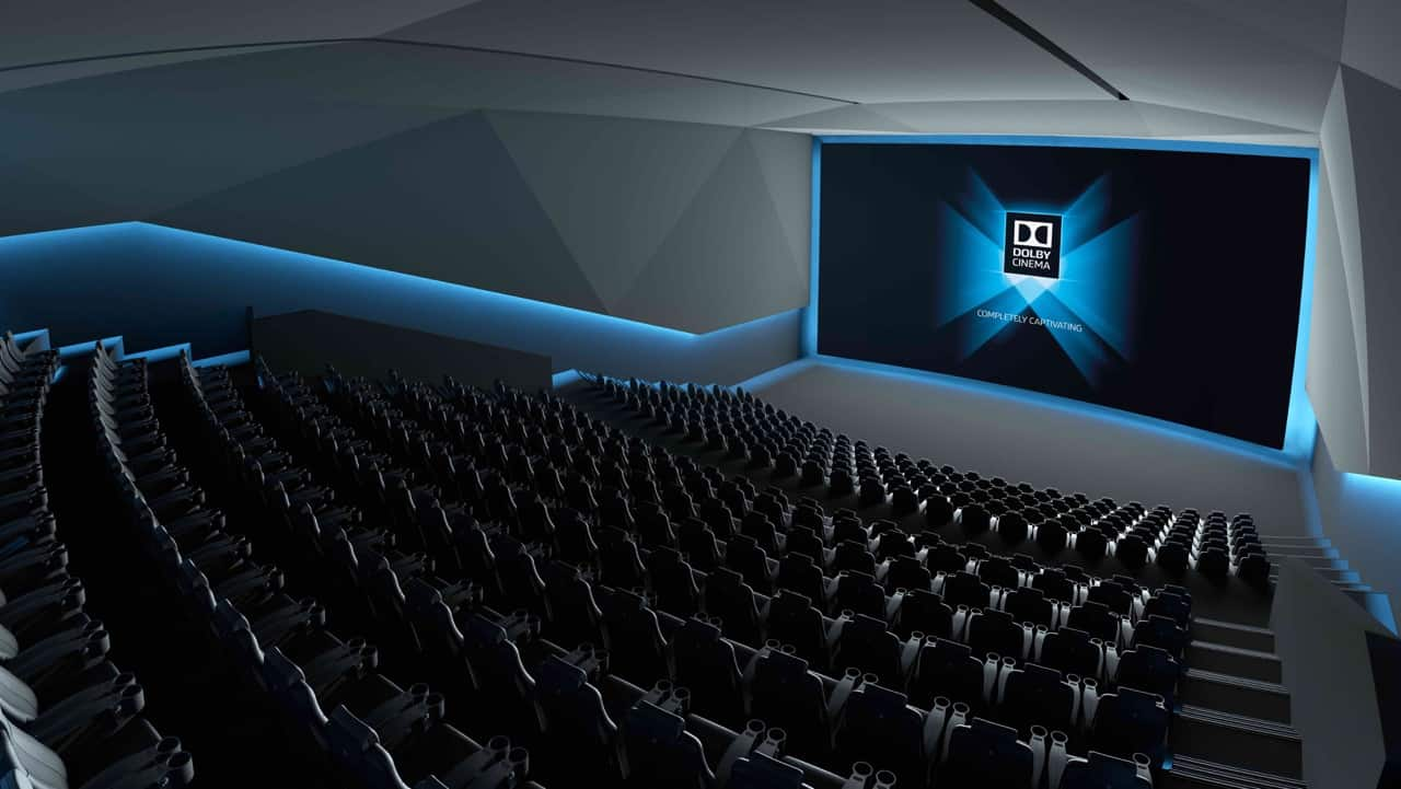 Dolby Cinema Theaters