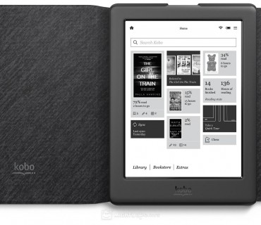 Kobo Glo HD ebook reader