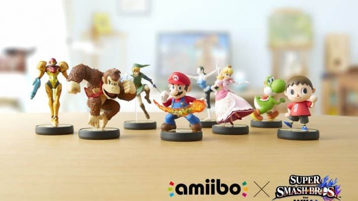 Nintendo Amiibo Toys and Cards