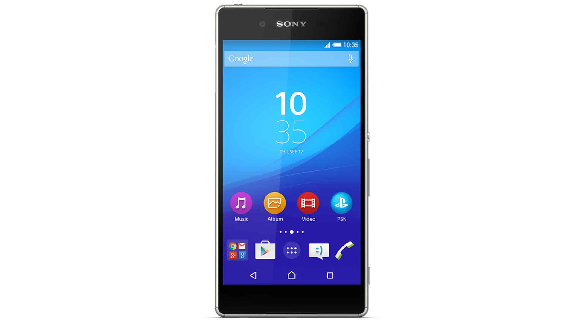 Sony Xperia Z4 Black 5.2 inch HD Screen