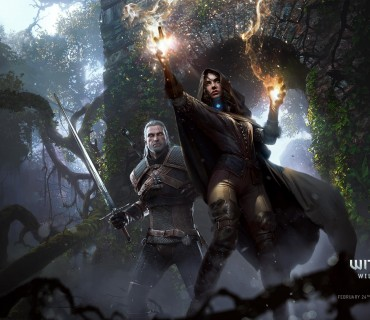 The Witcher 3 Wild Hunt Gameplay Trailer Humble Bundle