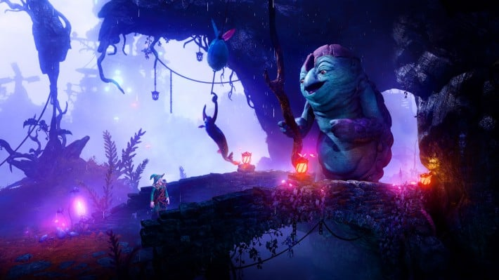 Trine 3 co-op PC game
