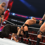WWE 2K15 PC Edition Ring