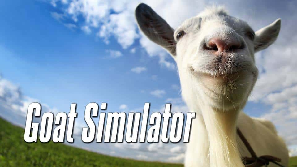 Goat Simulator on Xbox One