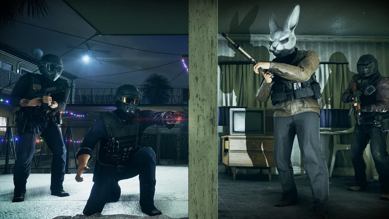 Battlefield Hardline Criminal Activity DLC