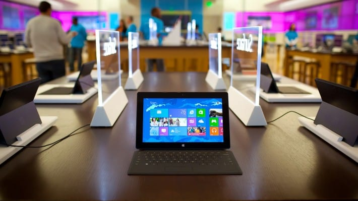 Microsoft Windows 10 Surface Pro 4