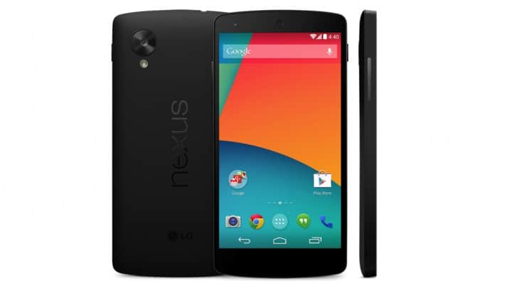 Nexus 5 2015 Edition