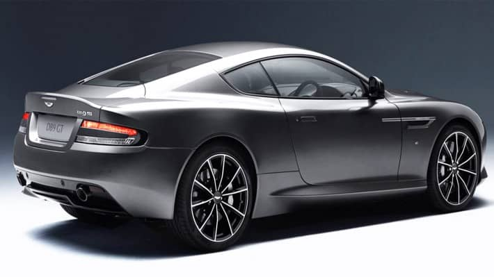 Aston Martin DB9 GT 2016 Edition Pebble Beach