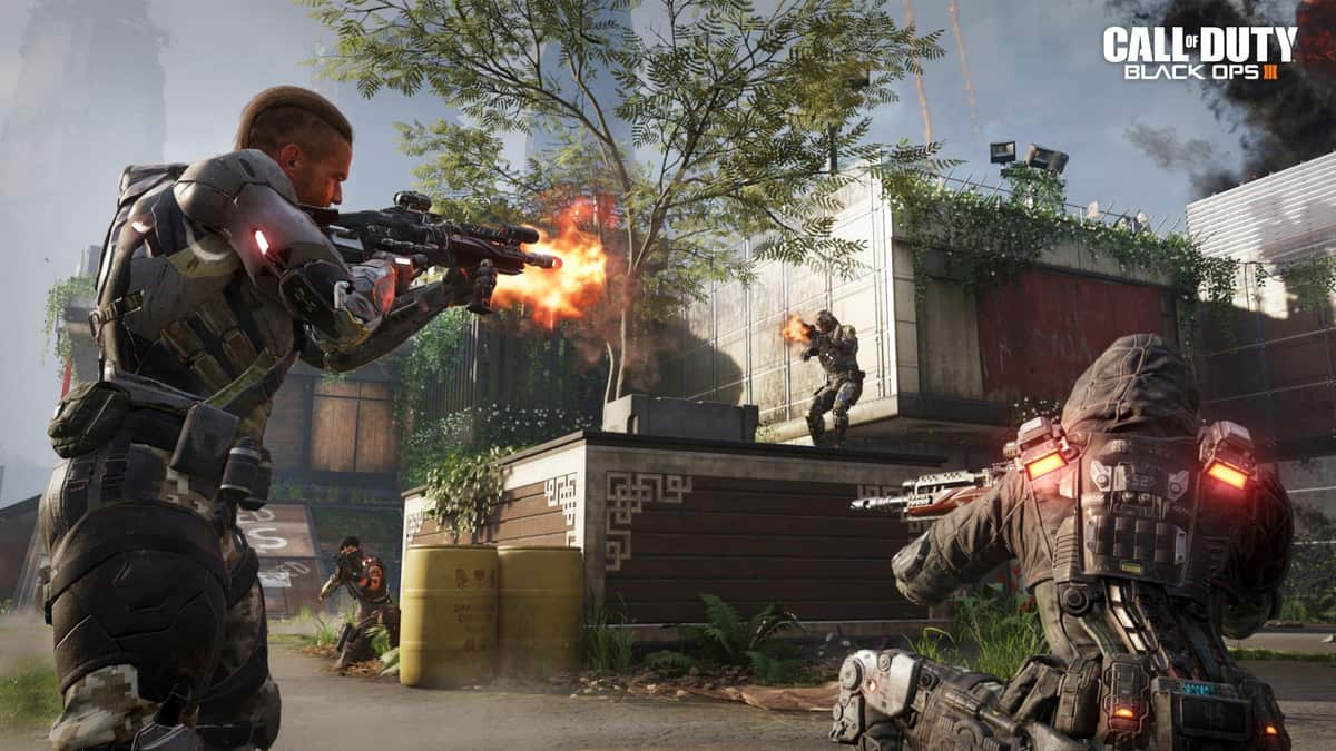 Call of Duty: Black Ops III - Un patch sur PC pour