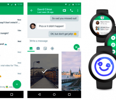 Google Hangouts 4.0 Android App