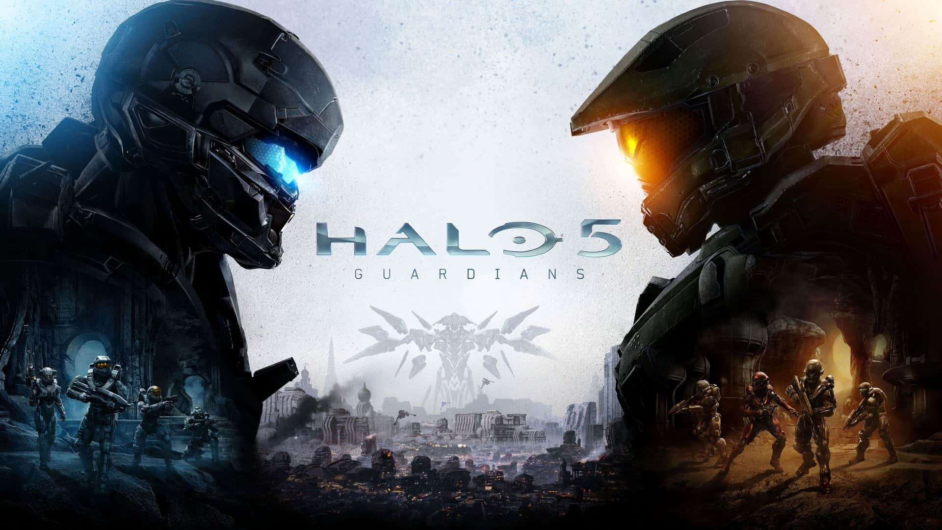 Halo 5 Guardians ESRB Rating Teen