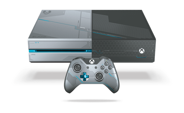 Halo 5 Guardians Xbox One Limited Edition Bundle