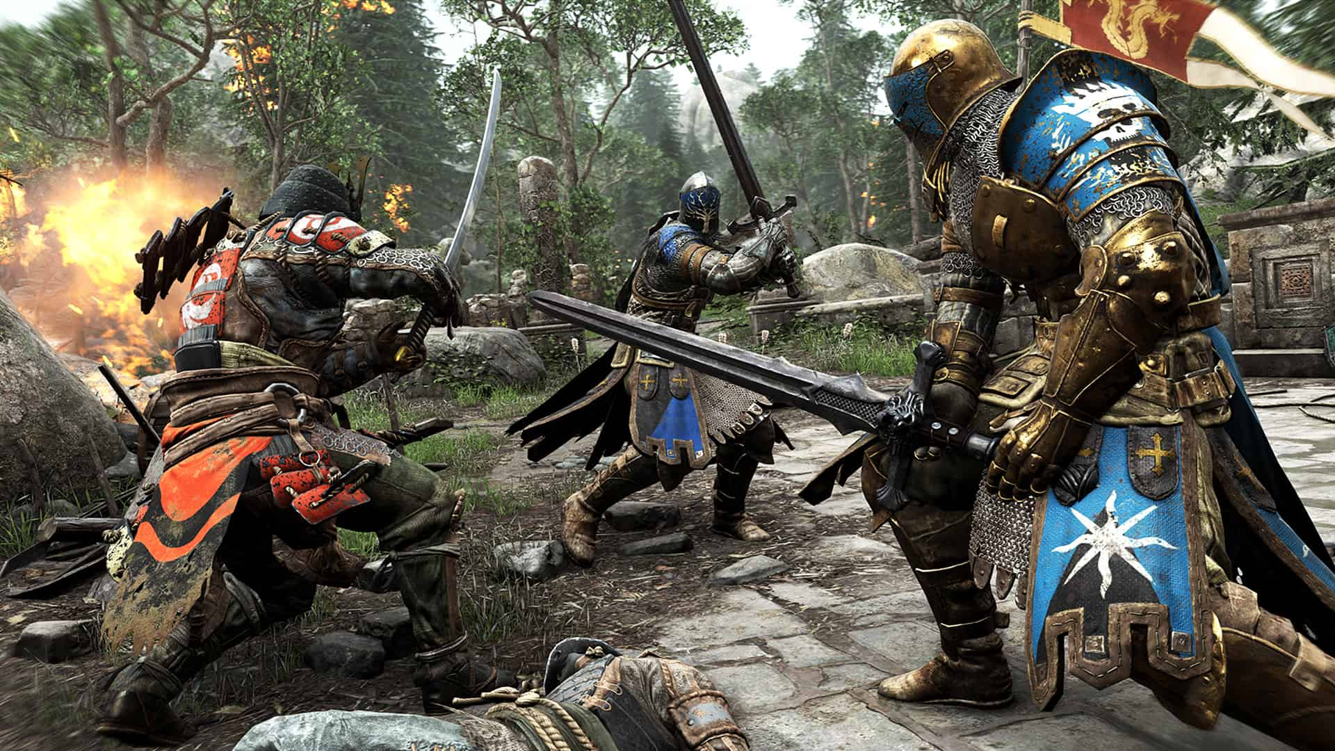 Ubisoft For Honor Screenshot