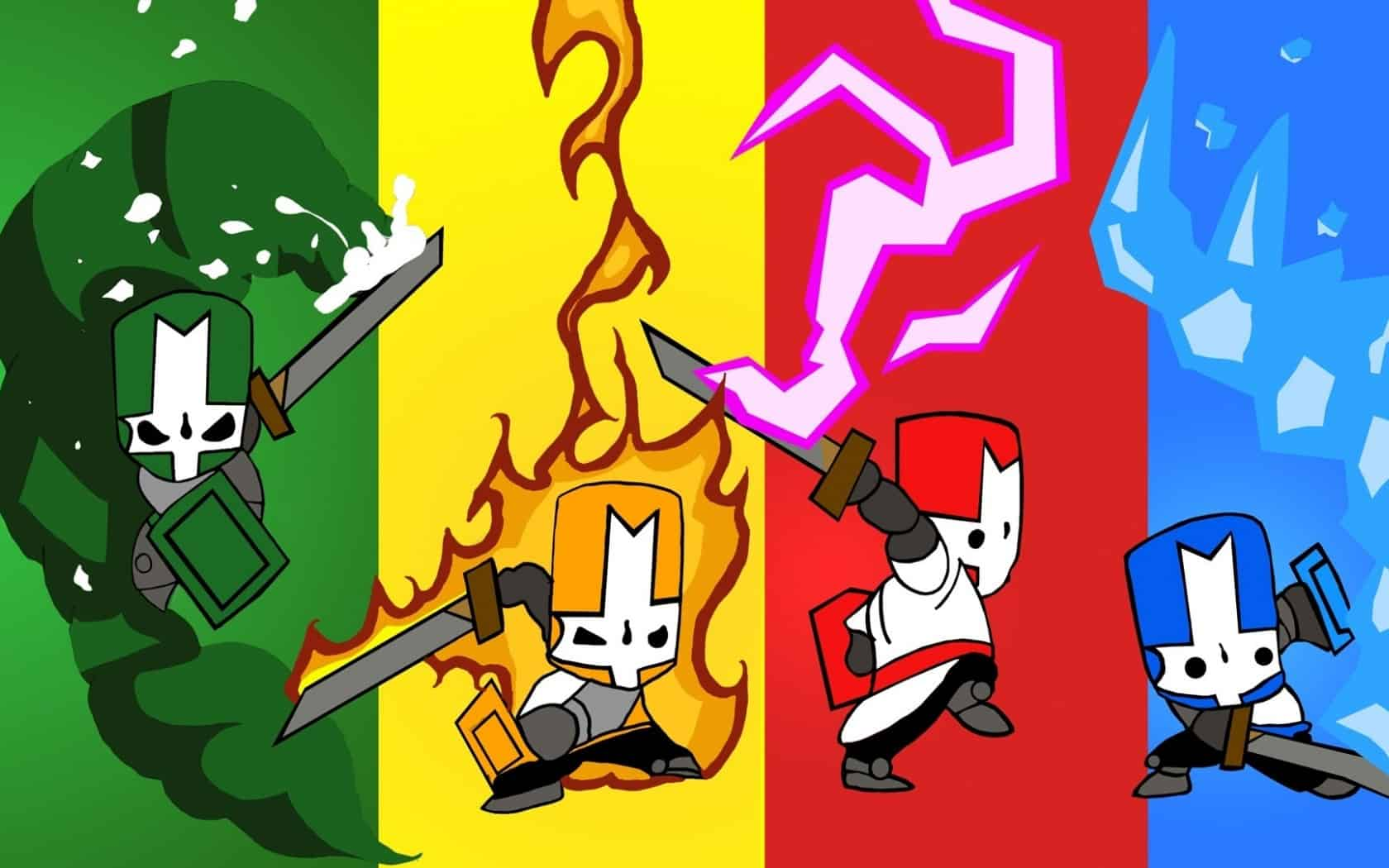 Castle Crashers Xbox One Edition