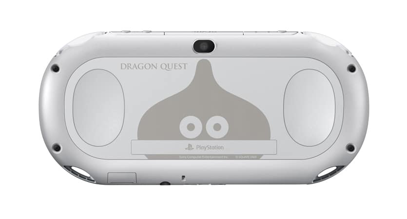 PS Vita Dragon Quest
