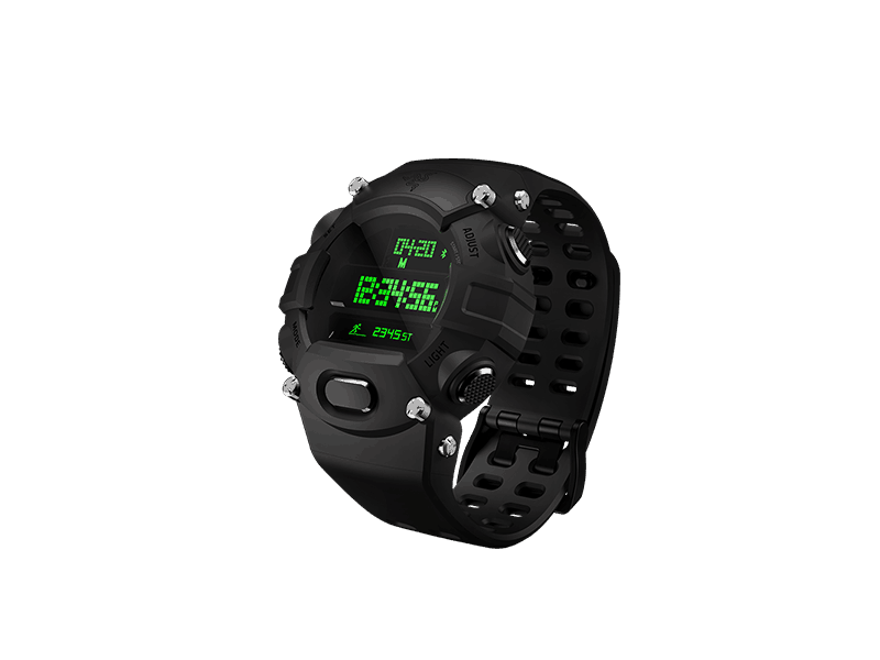 Razer Nabu is a Watch that's Smart, Not a Smartwatch ...