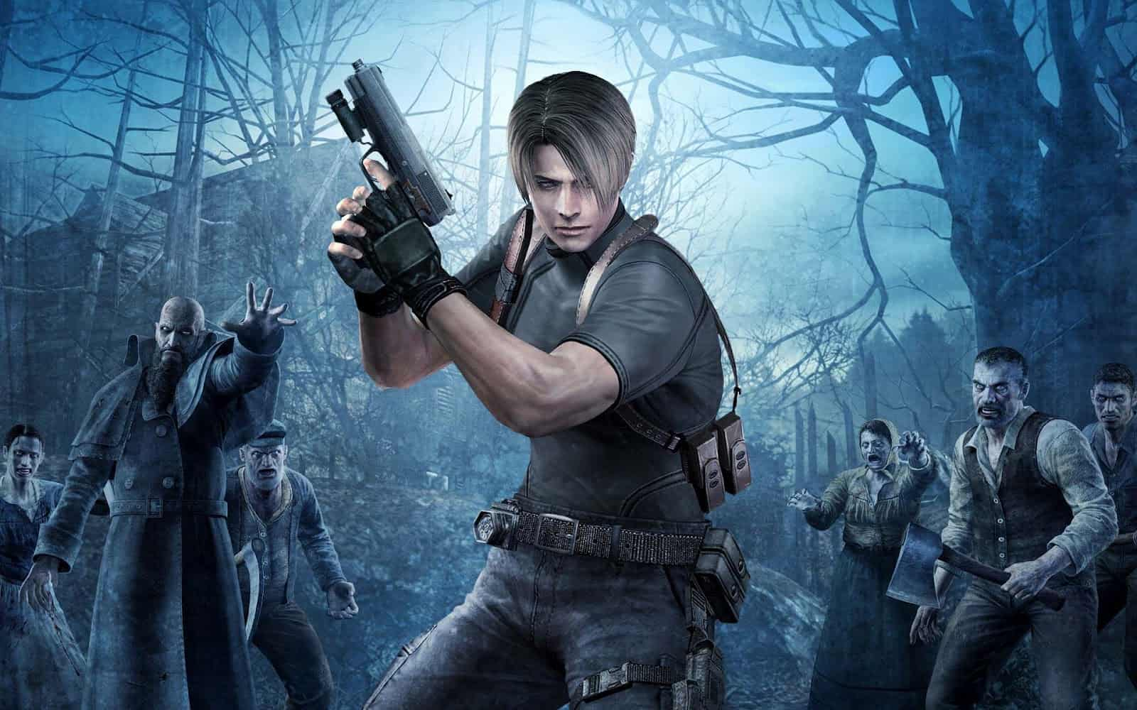 humble bundle resident evil