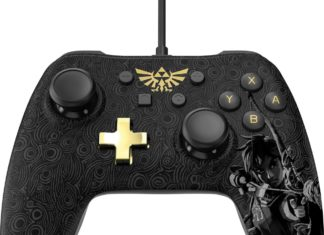 legend of zelda controller