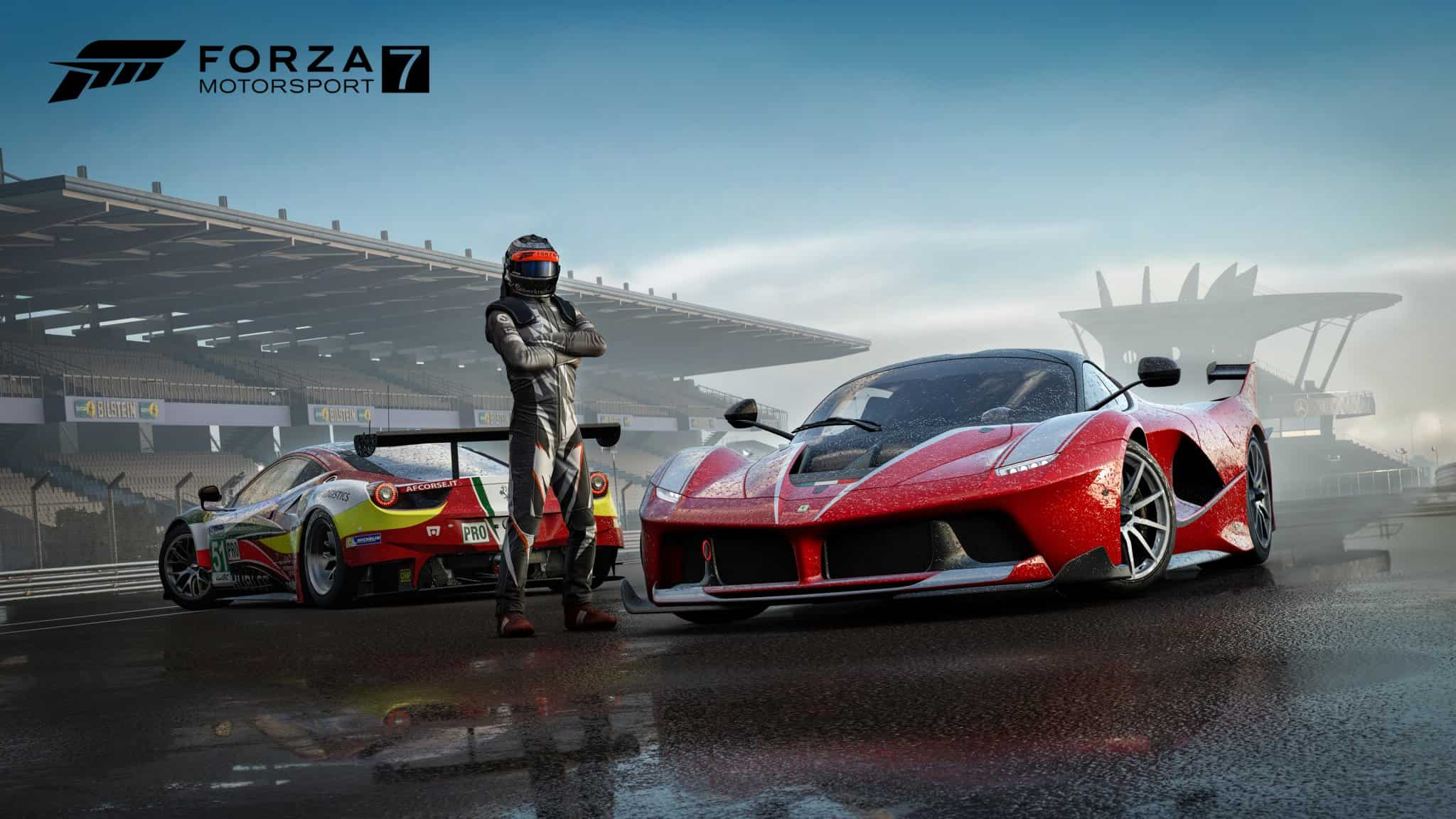 Forza Motorsport 7 Gets Official Demo On Xbox One And PC