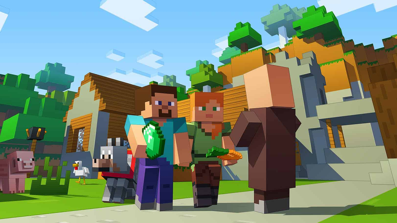 Minecraft New 3ds Edition Won T Run On Older Nintendo 3ds And 2ds