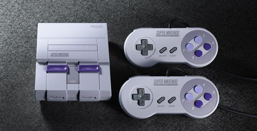 SNES Gadgetsngaming