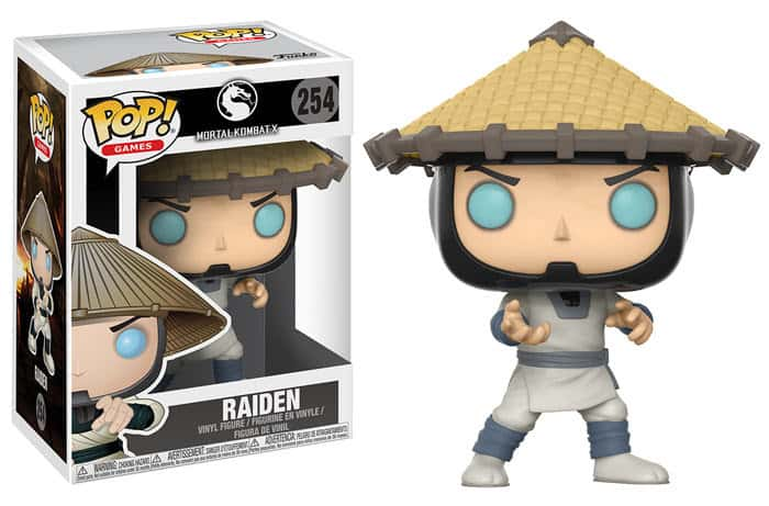 These Mortal Kombat Funko Pop Figures are Adorable ...