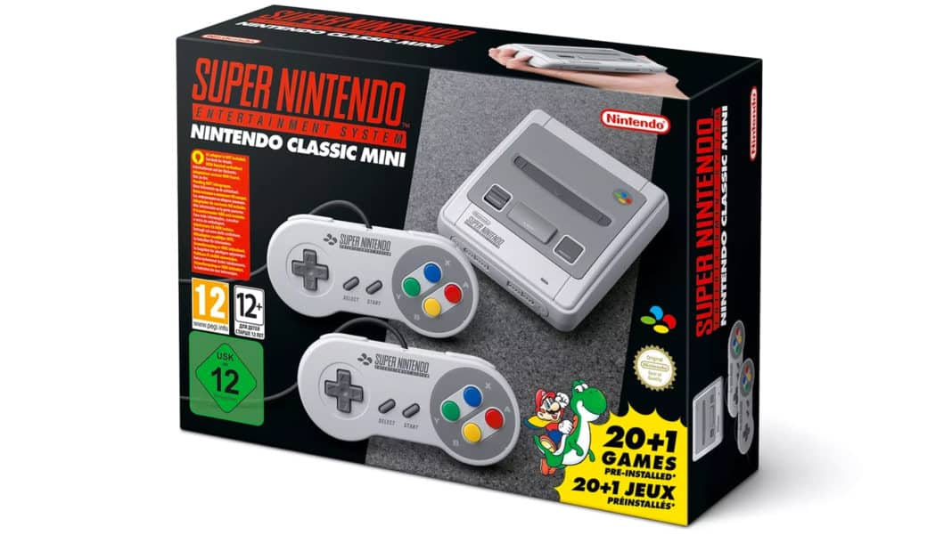 Super NES Classic Edition Stocks GadgetsnGaming