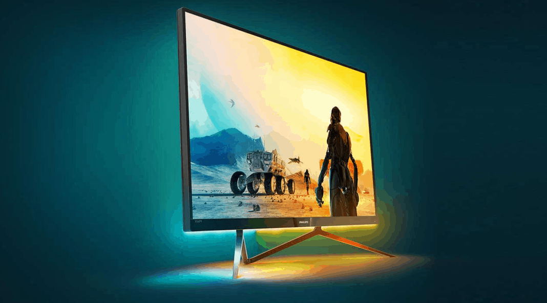 Philips Launches 356M6QJAB 11 35-Inch Monitor-gadgetsngaming
