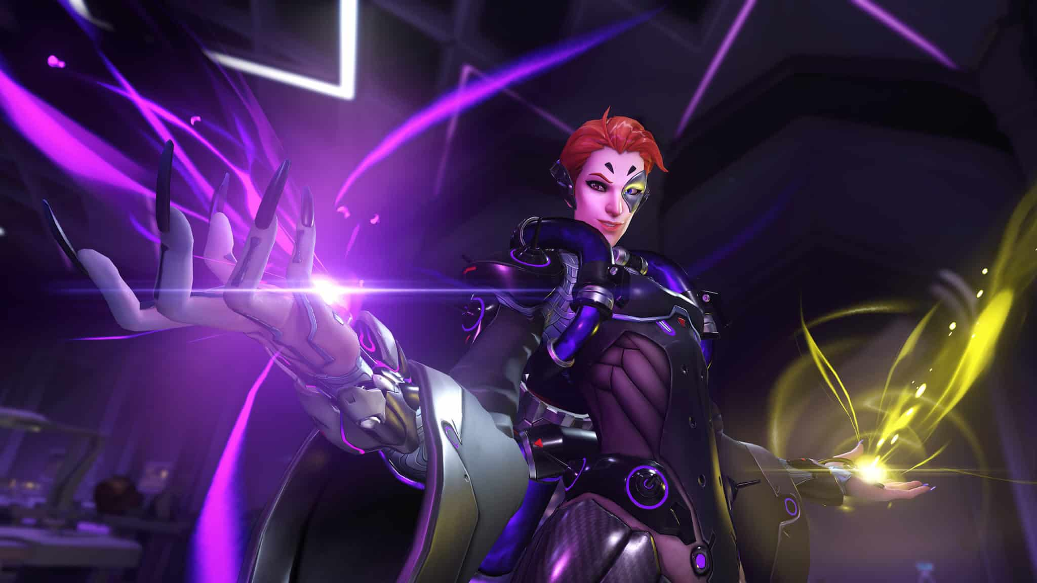 Overwatch Gets New Support Hero Moira And Blizzard World Map