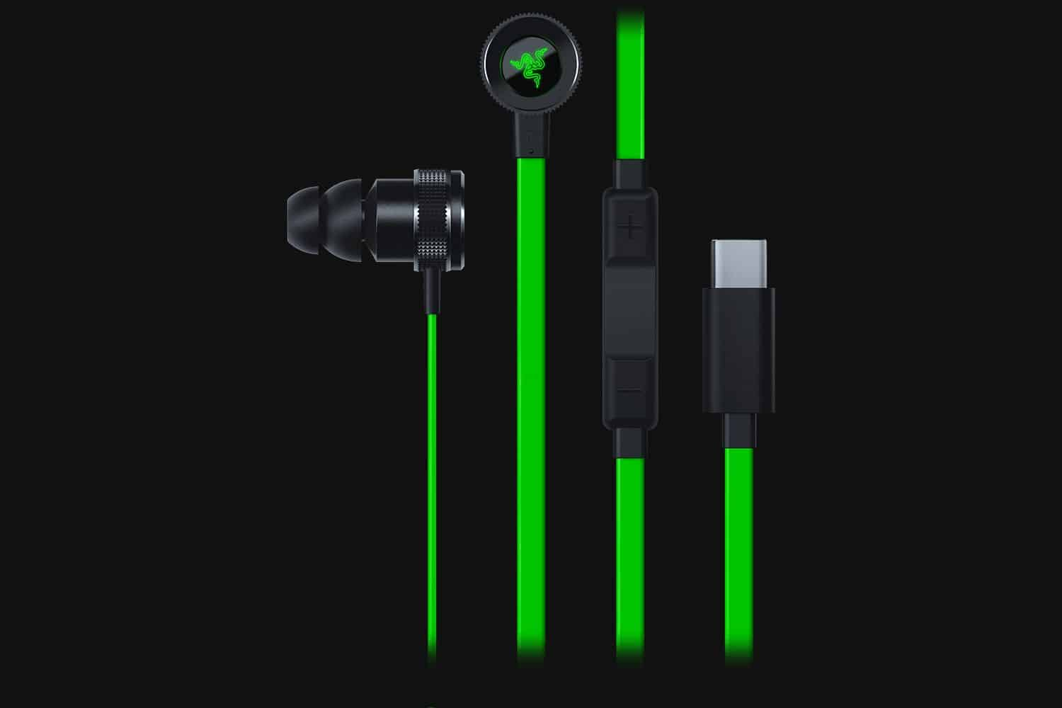 Razer Brings Hammerhead In-Ear Phones with USB-C Jack ...