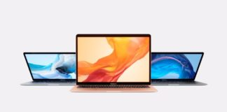 Macbook-Air-2018-Lineup-all-colors-Gadgetsngaming
