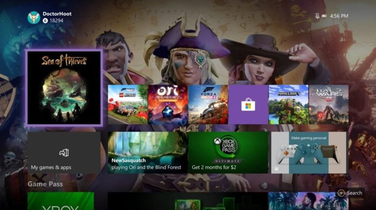 Xbox One June 2020 Update Shows Your Games' Source